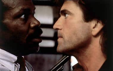 Lethal Weapon mit Mel Gibson