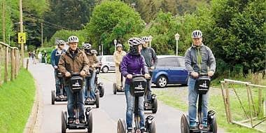 segway tour im schildkr tenmodus durch die eifel. Black Bedroom Furniture Sets. Home Design Ideas