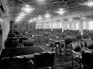Inside RMS Titanic  Interior and Accommodation