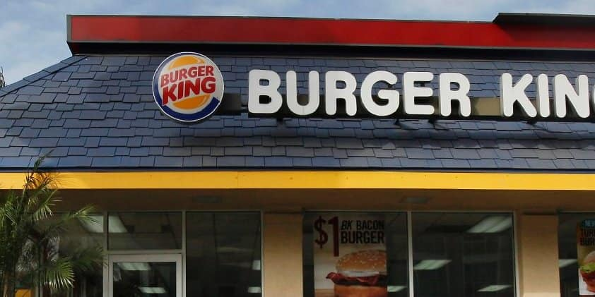 Burger-King-Filialen
