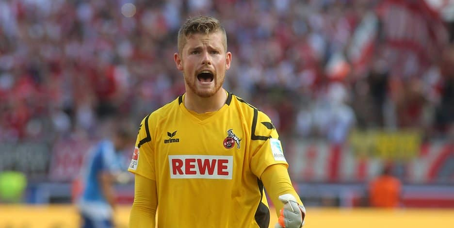 Timo Horn gelb