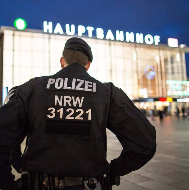 bundespolizei am hbf