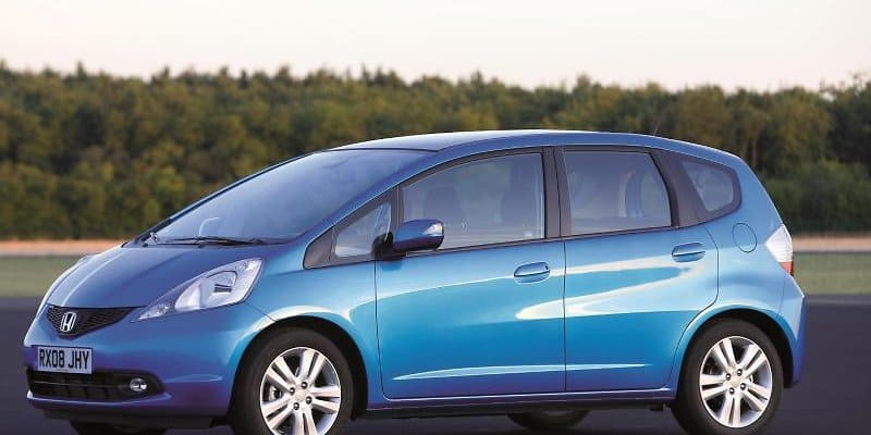 Practical and well – The Honda Jazz as Used
