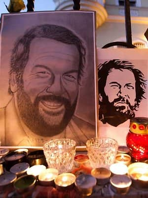 Bud Spencer Abschied 1