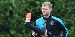 Per Mertesacker vom FC Arsenal