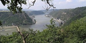 Dreiburgenblick Loreley
