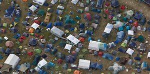 Rock am Ring Camping
