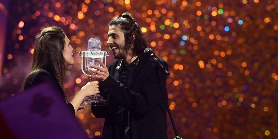 And the winner is... Portugal gewinnt Eurovision Song Contest