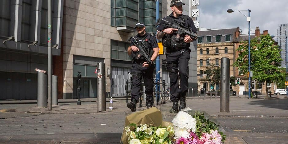 Terror gegen Teenager: 22 Tote in Manchester