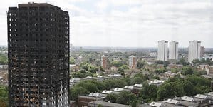 Grenfell Tower dpa