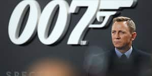 Daniel Craig als James Bond dpa