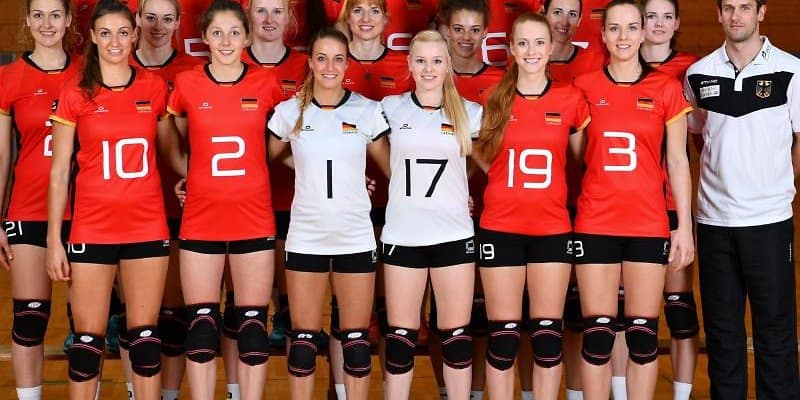 EM: Volleyballerinnen als Gruppendritte in die Play-off-Runde