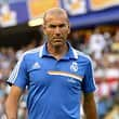 Zinedine Zidane ist bei Real Madrid Co-Trainer.