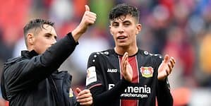 Kai Havertz nach M05