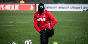 Anthony Modeste Training
