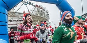 Leverkusen Ugly Sweater Run 6