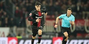 Kai Havertz Bayer 04 Leverkusen