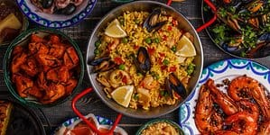 Getty Paella Bild
