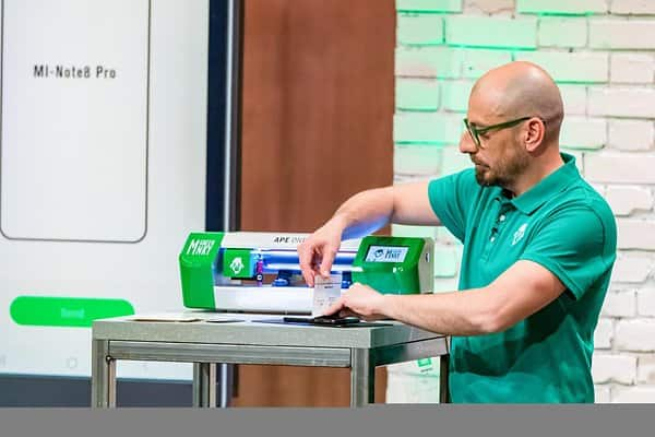 DHDL GreenMNKY