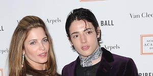 Harry Brant und Stephanie Seymour
