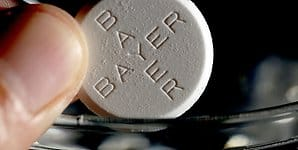 Aspirin Tablette Bayer