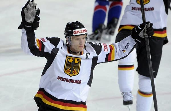 Eishockey-Star Christian Ehrhoff.