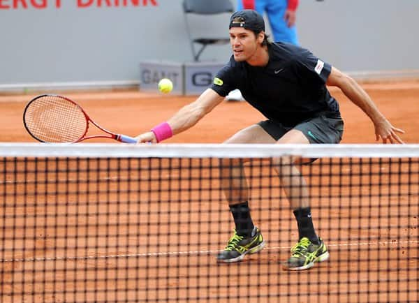 Tommy Haas will in Paris für Furore sorgen.