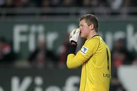 FC-Keeper Timo Horn.