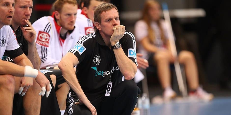 Handball-Bundestrainer Michael Heuberger