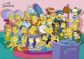 20 Jahre Simpsons Fast alle Fi