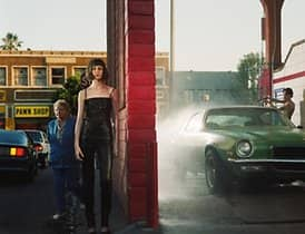 Philip-Lorca diCorcia, W, September 1997, #5, 1997, Archival pigment print, 32 x 42 inches (81.3 x 106.7 cm).